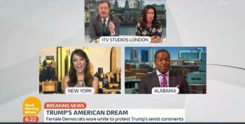 Trump Critic Slays Piers Morgan: 'You Drink His Bathwater'