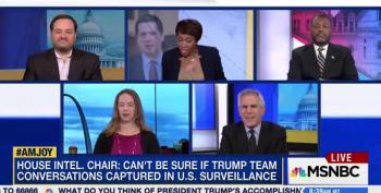 AM Joy Crew Hammers Devin Nunes For Serving As Trump's 'Lap Dog'