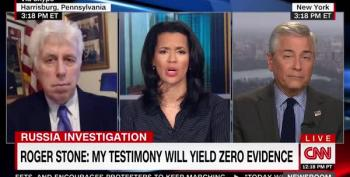 CNN's Jeffrey Lord Calls Roger Stone The 'Ultimate Patriot'
