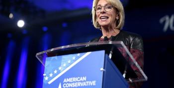The Danger In Underestimating Betsy DeVos