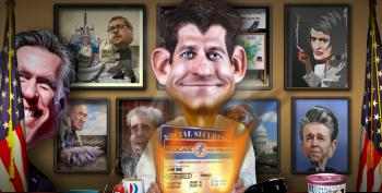 Paul Ryan In College: A Social Injustice Warrior With A Nasty Mentor