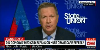 Gov. John Kasich: If Republicans Reach Out To Democrats We Could 'Marginalize The Extremes'