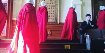 Open Thread - Handmaid's Tale Comes To Texas Legislature