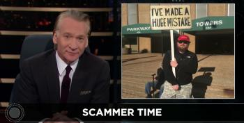 Bill Maher Begs Trump Voters To Just Admit He's A Conman