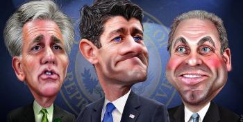 GOP's Narrative About Its Enemies Collides With The GOP's Narrative About Itself