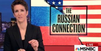 Trump Traded Ukraine For Russian Wikileaks Himself At RNC