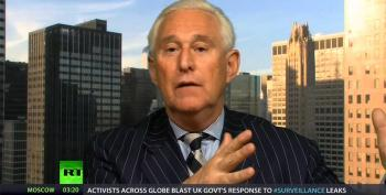 Roger Stone Sends Jake Tapper Letter Threatening To Spank Intel. Committee Members 'Like Children'