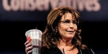 Sarah Palin Attacks Colin Kaepernick's Meals On Wheels Gift