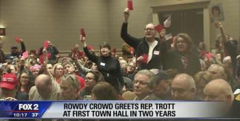 Anatomy Of A GOP Town Hall (It's Not Pretty)