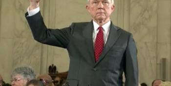Jeff Sessions Met With Russian Ambassador, Didn't Tell Senate (Updated)