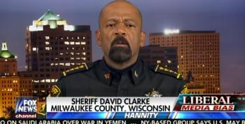 Lawsuit Filed After Man Dies In Right-Wing Sheriff David Clarke's Jail