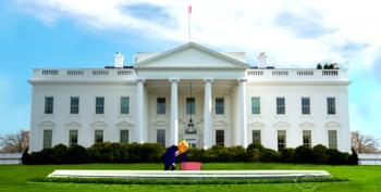 Colbert's Presidential 'Leak-rets.' Panic At The White House!