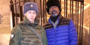 Sheriff David Clarke Another Trump Associate With High-Level Russian Pals