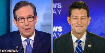 Chris Wallace Grills Paul Ryan: Crushing Seniors With Health Care Costs 'Isn't Freedom'
