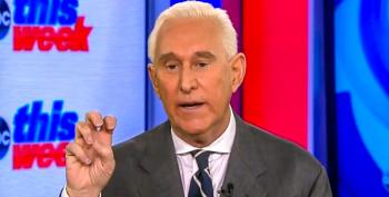 Roger Stone: It Wasn't Collusion Because I Didn't Write 'Hashtag WikiLeaks' On Twitter