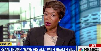 Joy Reid: Paul Ryan Is 'Fine' Defunding Eyeglasses For Kids If He Can Pass A Tax Cut