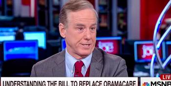 Howard Dean: GOP Plan Takes Medicaid Money From Trump Voters And Gives It To Rich CEOs