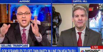 MSNBC Host Mocks Rep. Jim Jordan's Bogus Claims: 'I Grew Up In Canada!'