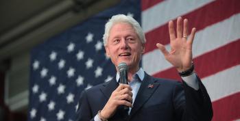Bill Clinton Trolls Trump On Twitter Like A Boss