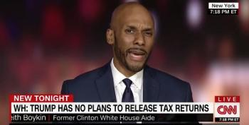 CNN Panelist Rips Jeffrey Lord: 'You Call Yourself A Political Commentator?'