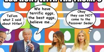 Open Thread - Egg Hunt!