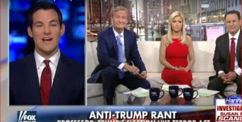 Fox Friends Shocked Ivy League Students Fear Trump More Than ISIS
