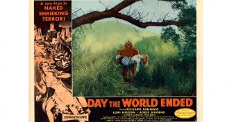 C&L's Saturday Night Chiller Theater: The Day The World Ended (1955)