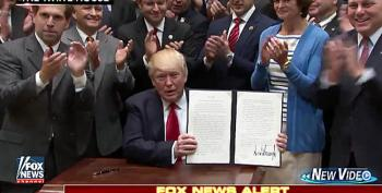 Trump: The Executive Order President