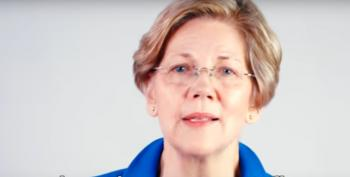 Senator Warren Nails Trump For Not Releasing Incriminating Tax Returns