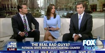 Fox's Jon Scott Tells Muslims Not To 'Burn People Alive' If They Don't Want To Be Viewed Negatively