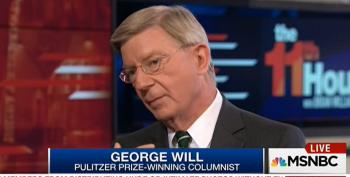 George Will Predicts Obamacare To Become Single-payer Because Of This Inconvenient Fact