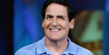 Could Mark Cuban's Trump/Russia Theory Become Accepted Wisdom?