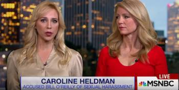 Professor Caroline Heldman: O'Reilly 'Wasn't The Only One Who Sexually Harassed Me At Fox'