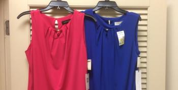Ivanka Trump Clothing Relabelled And Sold At Discounters