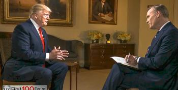 Trump Complains CBS Show Is 'Deface The Nation' After John Dickerson Calls Out Policy Reversals