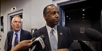 Ben Carson Freed From Affordable Housing Elevator?  Why?