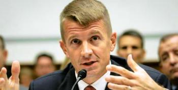Erik Prince Downplays His Meeting With Putin He Previously Denied