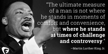 Open Thread:  Martin Luther King