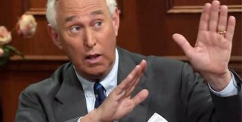 Paranoid Roger Stone Is Convinced He's Subject Of FISA Warrant