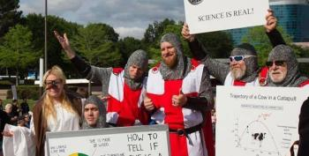 Open Thread - Monty Python And The March For Science!