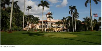 Pass The Emoluments, Please: Trump Promotes Mar-a-Lago On Official State Dept. Websites