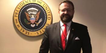 Trump Adviser 'Doctor' Sebastian Gorka Is A Fraud With A Fake Ph.D