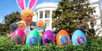 Can Trump White House Get The Easter Egg Roll Right?