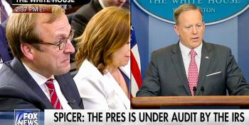 ABC's Jon Karl Calls Out Sean Spicer: Admit That Trump 'Is Never Going To Release His Tax Returns'