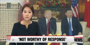 South Korea Mocks Trump's 'Ignorant Remarks'