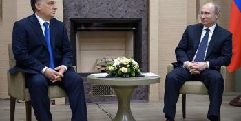 Trump Wasn't Putin's First Puppet