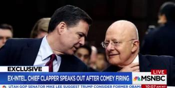 James Clapper Confirms Comey Would Never Have Done What Trump Said He Did