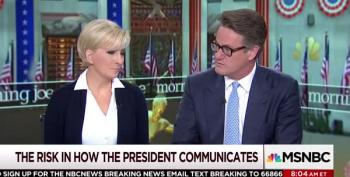 Scarborough: Trump Is Using Twitter To Create His Own Reality