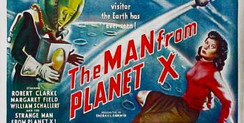 C&L's Sat Nite Chiller Theater: The Man From Planet X (1951)