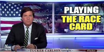 Tucker Carlson Launches A Racial Attack On Rep. Maxine Waters